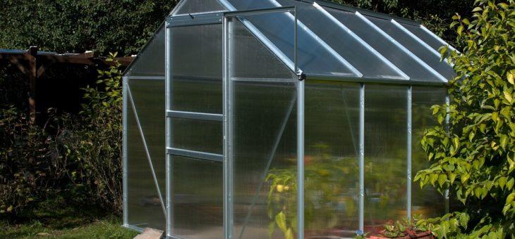 Jak vybrat skleník