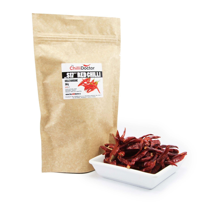 b4b866ac465 The ChilliDoctor s.r.o. S17 Teja celé sušené chilli papričky 30 g